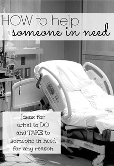 Specific ideas on what to DO and how to help someone in need for any reason (cancer, hospital stay, injury, illness, new baby, having a bad day, or just because). Tons of ideas of things to take to someone and ideas of ways to help people. Instead of just thinking about doing things, this is a perfect resource to give ideas so we actually DO things for others.