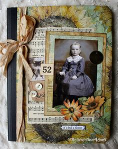 Beautiful Collage - Etsy shop sugarplumstudios