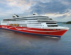 Viking Grace - All cabins are equipped with water saving Oras faucets and showers. Also, toilet appliances are ecological.