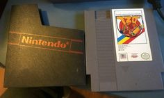 Vintage Nintendo NES Hard to Find 720 Game with Case