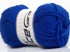 Machine washable. Lay flat to dry Fiber Content 80% Superwash Virgin Wool 20% Acrylic Brand Ice Yarns Blue Yarn Thickness 3 Light DK Light Worsted fnt2-43684