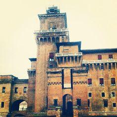 Estense Castle, Ferrara - Instagram by @greg993