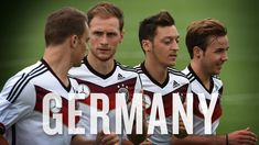 Get to know Germany, terrifying soccer death machine (Daily Win)