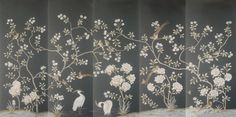 (128.20$)  Know more - http://ai70j.worlditems.win/all/product.php?id=32743306819 - Classic elegant Hand-painted silk wallpaper customized painting flower with birds wallcovering many patterns/background optional