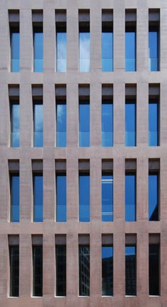 David Chipperfield Architects - City of Justice - Barcelona #photography #architecture
