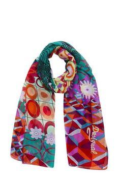 Desigual Annelise scarf