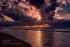 Sea sun and clouds by RobertNamer. Please Like http://fb.me/go4photos and Follow @go4fotos Thank You. :-)