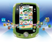 Literacy, Math...do it all in a fun way with the LeapPad. Very intuitive for students to use.