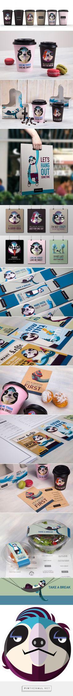 Break Coffee Branding and Packaging by Plan B Creative
