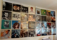 Wall of Sound (Number 1, Vinyl Album LP Covers)