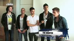 The Wanted - Interview Teil 1