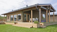 Log cabins | Corporate site