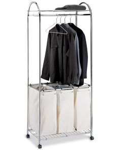 Spotted this Neu Home Laundry Rack with Sorter on Rue La La. Shop (quickly!).