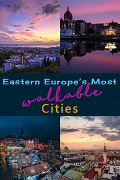 Eastern Europe's Most Walkable Cities - Journey of a Nomadic Family Broken City, Walkable City, Europe Bucket List, Central And Eastern Europe, Thessaloniki, City Break, Best Cities, Travel Inspiration, Journey