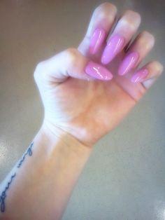 my long nails