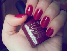 "CND Shellac ""Tinted love"""