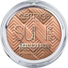 Sun Glow Shimmering Bronzing Powder 010 | CATRICE COSMETICS