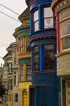 Haight Ashbury San Francisco.