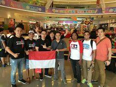 Team indonesia #AsiaChallenge2016 #hongkong #waigo #FuRush #furassyu #furazo #furazu  #tamiyaindonesia #Mini4WD #TamiyaMini4WD #IndonesiaCup2016 #IC2016 #KOMSS #TeamFlazh #STO100 #ミニ四駆 #tamiya #TOS #TamiyaOriginalSeratus