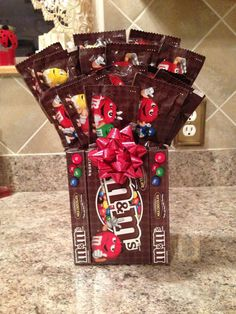 Chocolate bouquet26