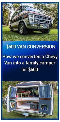 Van Interior, Camper Interior, Chevy Impala, Chevy Silverado, Chevy Nova, Chica Chevy, Chevy Conversion Van, Do It Yourself Camper, Build A Camper Van