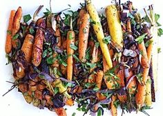 Is there a more versatile vegetable than the humble carrot? You can find them juiced, grated into slaws, sliced for salads, folded into cakes, shredded for muffins,served raw withdips, roasted, boiled, sauteed, pureed, and carved inminiaturein baby carrot factories. Every one of these preparationshas a place in my kitchen, but nothingbrings out carrots' natural sweetness …