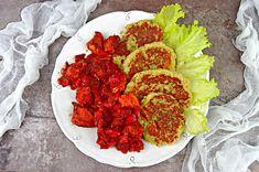 Fit placki po węgiersku z gulaszem z kurczaka | – Dietetyczne przepisy – Ratatouille, Tandoori Chicken, Ethnic Recipes, Food, Essen, Meals, Yemek, Eten
