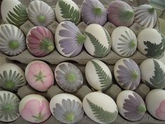 #colored #Country #Dye #Easter #Eggs #living #Natural Natural Dye Colored Easter Eggs from Country Living