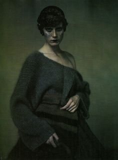 Yohji Yamamoto A/W 1998 by Paolo Roversi  Welcome to the lookbook life, fengshuitamere.