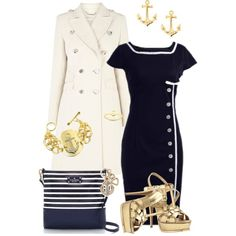 """Nautical"" by kajones722 on Polyvore"