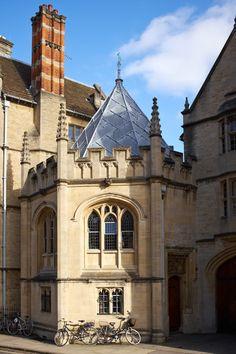 """robertmealing: """" Hertford College, Oxford """""""
