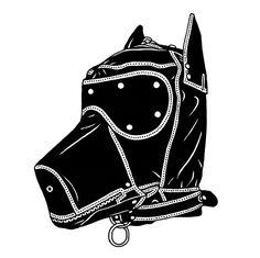 Leather Dog Available for tattoo  romanmateutsa@gmail.com