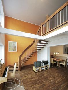 Modern, Stairs, Interiors, Home Decor, Hand Railing, Carpentry, Stairway, House, Interior