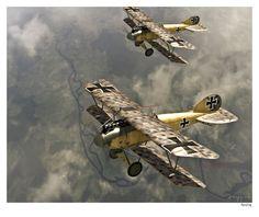 Patrolling Rise of Flight by rOEN911 on deviantART