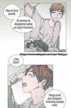 """""""El momento más hermoso de la vida""""  Siete chicos, todos ellos mejore… #detodo # De Todo # amreading # books # wattpad Seokjin, Hoseok, Namjoon, Taehyung, Jimin Jungkook, Save Me Bts, Bts Drawings, Webtoon, Manhwa"""