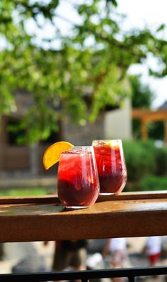 Raspberry Mango Sangria-easy and refreshing