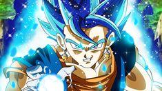 Downaload Full power, Goku, Dragon ball super, anime wallpaper for screen Dragon Ball Z, Dragon Ball Image, Super Saiyan Blue Vegito, Vegeta Ssj Blue, Goku Vs, Fanart, Got Dragons, Epic Characters, Deviantart