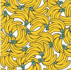 BANANA PRADA - PATTERN by jskiter, via Flickr