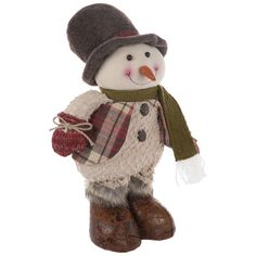 Get Snowman With Adjustable Legs online or find other Tabletop Decor products from HobbyLobby.com Diy Projects Videos, Fun Projects, Sewing Projects, Hobby Lobby Coupon, Christmas Pillow, Christmas Decor, Happy Today, Adjustable Legs, Print Coupons