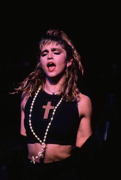 Madonna The Virgin Tour