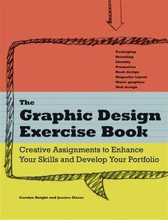 The Graphic Design Exercise Book (Paperback). The Graphic Design Exercise Book provides a series of challenging design briefs that reignite a designer's. Design Social, Graphisches Design, Buch Design, Tool Design, Clever Design, Design Shop, Design Basics, Design Ideas, Pattern Design