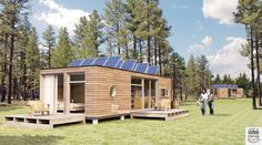 Shipping Container Cottage -New Old Stock Storstac Inc.