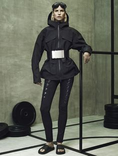 A look from Alexander Wang x H
