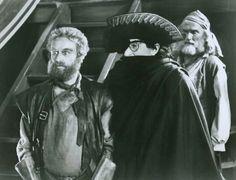 GC & Robin Williams / Hook  On set