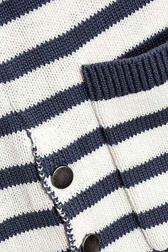 Next Pullover mit Streifen und U-Boot-Ausschnitt
