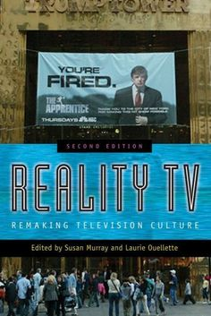 Reality TV: Remaking Television Culture by Susan Murray. $18.30. Edition - 2nd. Publisher: NYU Press; 2nd edition (December 1, 2008). Save 24%!