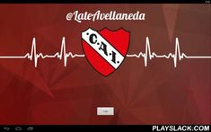 "@LateAvellaneda  Android App - playslack.com , Join the C. A. Independiente Community where you can find thousands of fans of Club Atlético Independiente. @LateAvellaneda launch this app for fans of the ""Diablos Rojos"" so they can share opinions, suggestions and anything having to do with the team.If you're a fan of ""el Rojo"" you can not miss this app!"