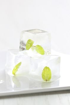 Ice cubes via cuinaperllaminers