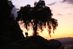 Mount Rubidoux in Riverside, CA