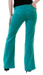 Teal Petite Linen Trouser, $100 (sizes 00P-12P) (www.thepetiteshop...) Petite Flare Jeans, Petite Skinny Jeans, Petite Shorts, Curvy Jeans, Linen Trousers, Bell Bottom Jeans, White Jeans, Teal, Work Outfits